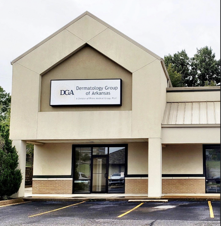 Our Locations • Dermatology Group of Arkansas